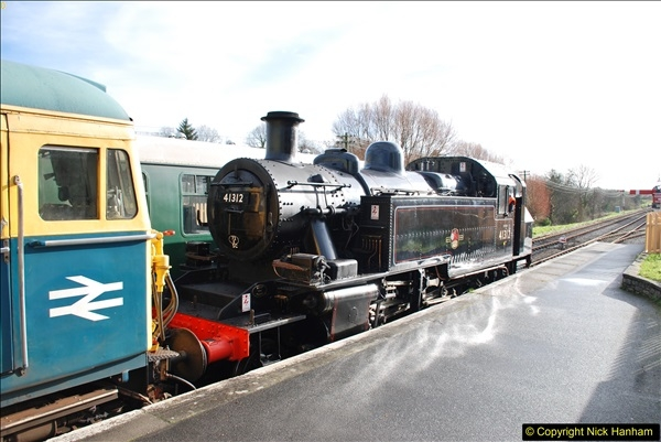 2018-02-01 SR Close down period - out and about the railway.  (89)089