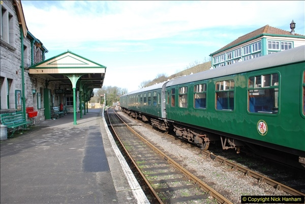 2018-02-01 SR Close down period - out and about the railway.  (92)092