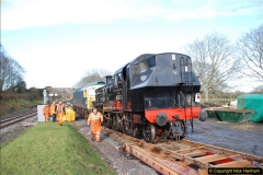 2018-02-01 SR Close down period - out and about the railway.  (118)118