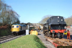 2018-02-01 SR Close down period - out and about the railway.  (128)128