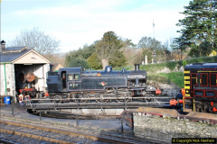 2018-02-01 SR Close down period - out and about the railway.  (42)042