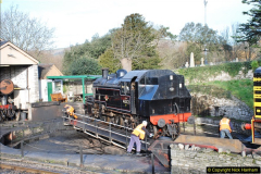 2018-02-01 SR Close down period - out and about the railway.  (46)046