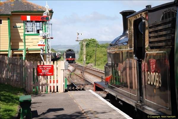 2015-06-27 SR Purbeck at War & Armed Forces Weekend.  (127)127