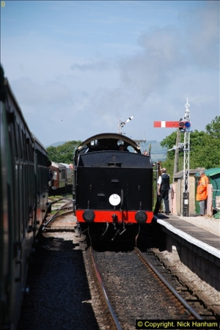 2015-06-27 SR Purbeck at War & Armed Forces Weekend.  (131)131