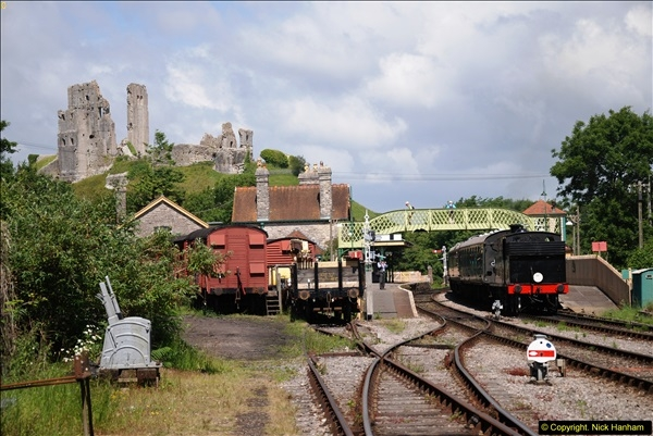 2015-06-27 SR Purbeck at War & Armed Forces Weekend.  (160)160