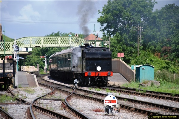 2015-06-27 SR Purbeck at War & Armed Forces Weekend.  (162)162