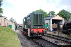 2015-06-27 SR Purbeck at War & Armed Forces Weekend.  (23)023