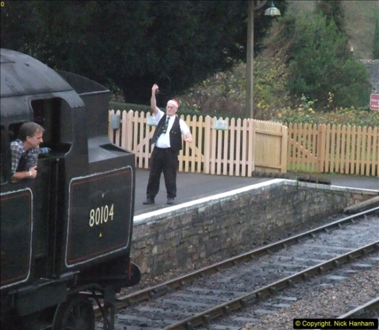 2015-12-06 Driving the DMU on Santa Special.  (107)107