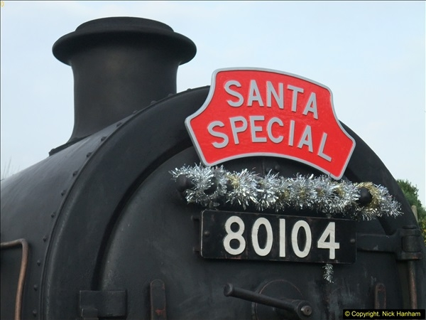 2015-12-06 Driving the DMU on Santa Special.  (31)031