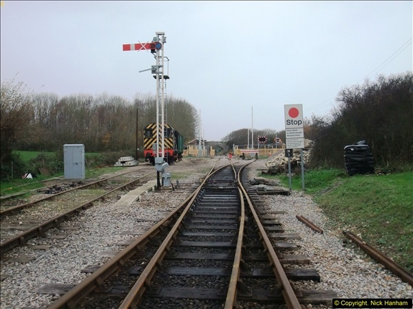 2015-12-06 Driving the DMU on Santa Special.  (33)033