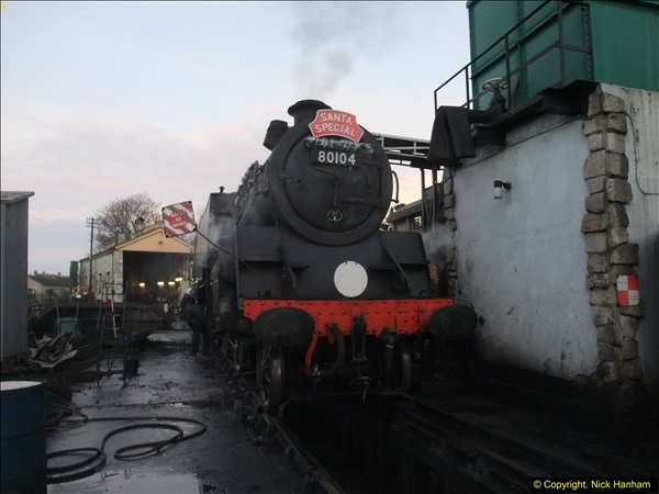 2015-12-06 Driving the DMU on Santa Special.  (5)005