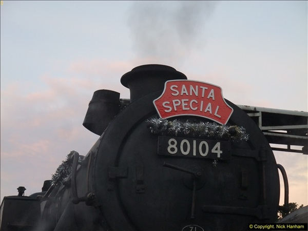 2015-12-06 Driving the DMU on Santa Special.  (6)006