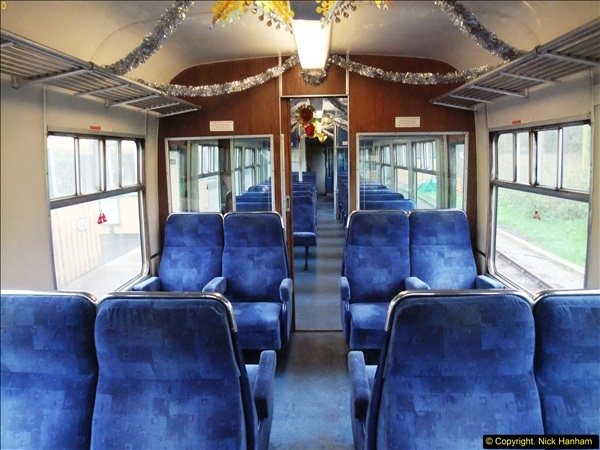2015-12-06 Driving the DMU on Santa Special.  (75)075