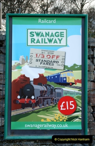 2018-12-08 Santa Specials at Swanage and Norden.  (101)101