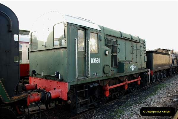 2018-12-08 Santa Specials at Swanage and Norden.  (64)064