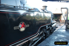 2018-12-08 Santa Specials at Swanage and Norden.  (11)011