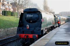 2018-12-08 Santa Specials at Swanage and Norden.  (21)021