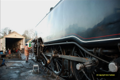 2018-12-08 Santa Specials at Swanage and Norden.  (3)003
