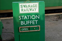 2018-12-08 Santa Specials at Swanage and Norden.  (42)042
