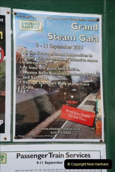 2011 SR Steam Gala