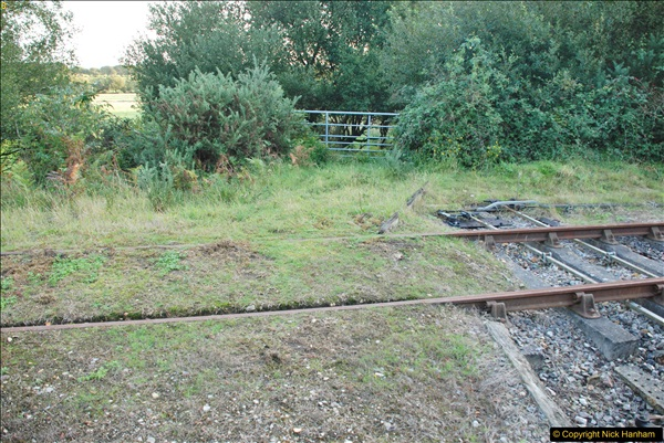 Norden Gates to Bridge 13.  (152)158
