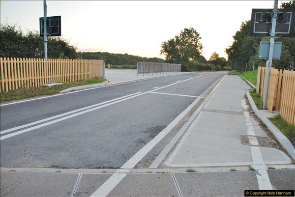 Norden Gates to Bridge 13.  (7)013