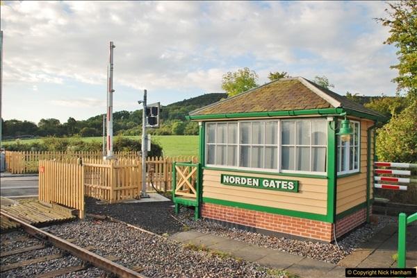 Norden Gates to Bridge 13.  (22)028