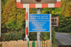 Norden Gates to Bridge 13.  (8)014