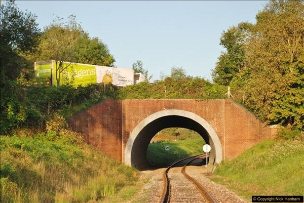 Bridge 13 to Bridge 11.  (17)017