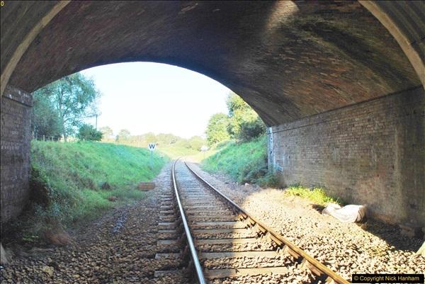 Bridge 13 to Bridge 11.  (24)024