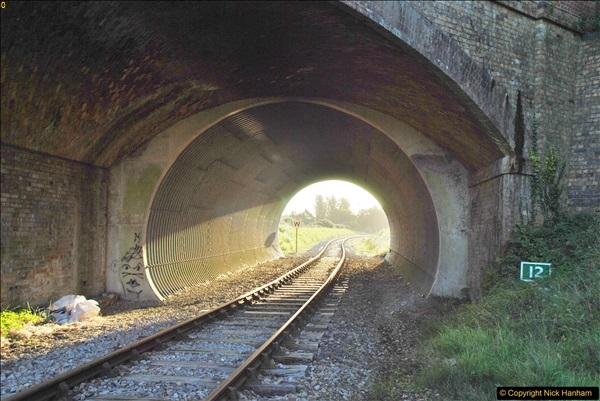Bridge 13 to Bridge 11.  (32)032