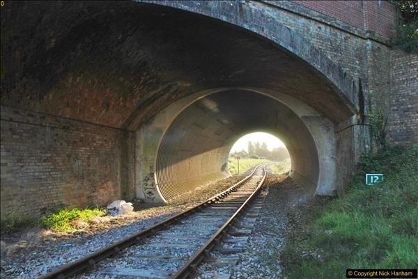 Bridge 13 to Bridge 11.  (35)035