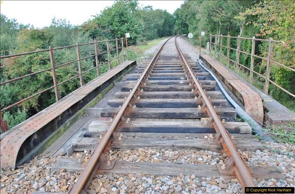 Bridge 10 to Bridge 9.  (61)61