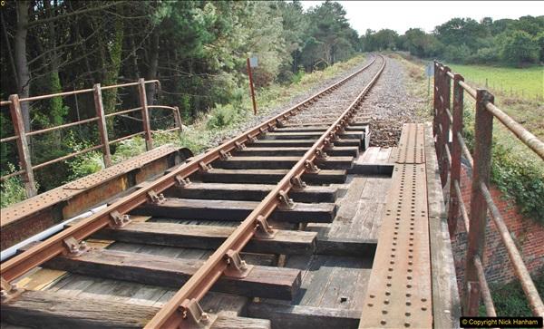 Bridge 10 to Bridge 9.  (65)65
