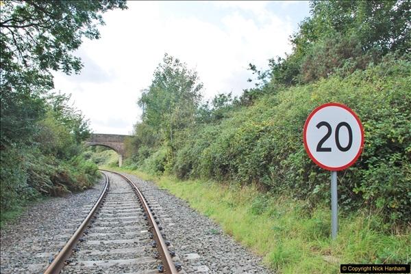 SR Limit to Bridge 1.  (100)100