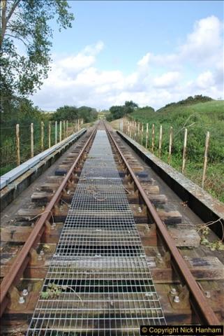 SR Limit to Bridge 1.  (18)018