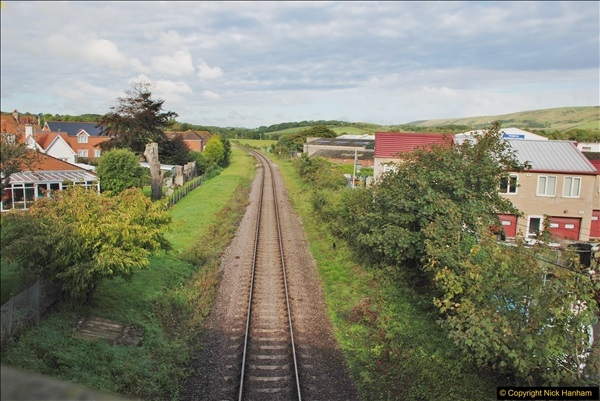 Swanage to Herston. (54a) (8)62