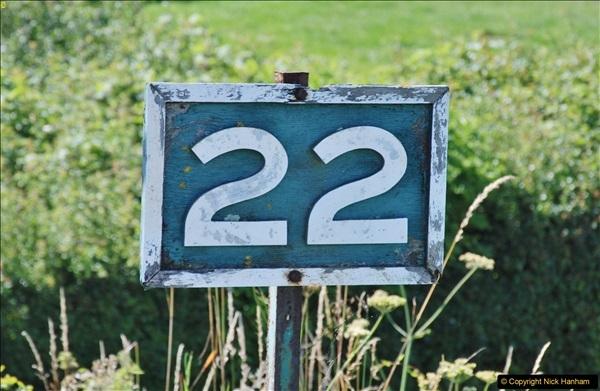 Harmans X to Corfe Castle. (21)21