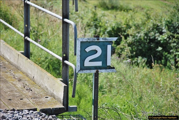 Harmans X to Corfe Castle. (33)33