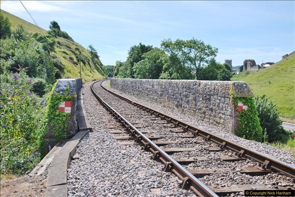 Corfe Castle to Norden.  (27)27