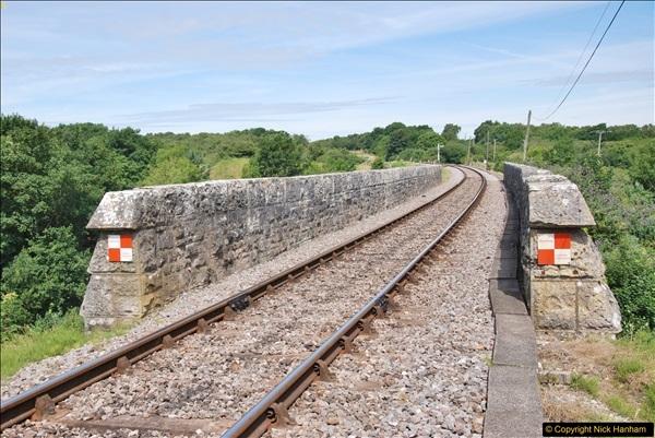 Corfe Castle to Norden.  (23)23