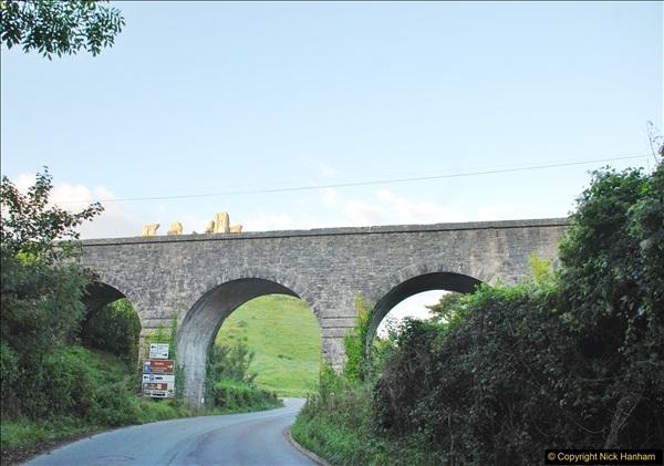 Corfe Castle to Norden.  (27a) (1)28