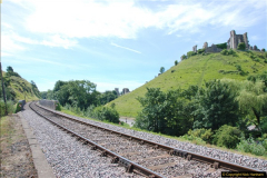 Corfe Castle to Norden.  (28)30