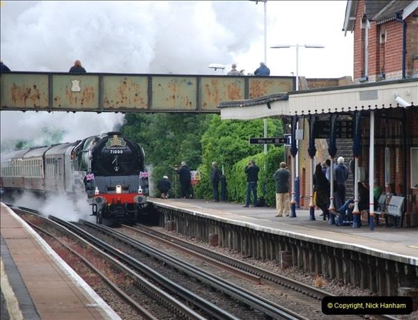 Steam in Dorset 2012 - 2013 - 2014