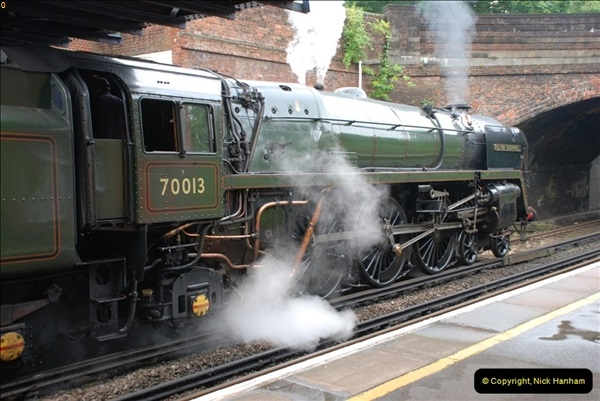 2012-06-21 70013 @ Branksome, Poole, Dorset.  (6)012