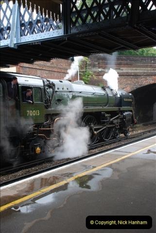 2012-06-21 70013 @ Branksome, Poole, Dorset.  (8)014
