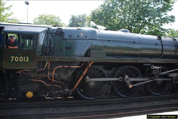 2013-08-21 Oliver Cromwell @ Parkstone, Poole, Dorset.  (7)085