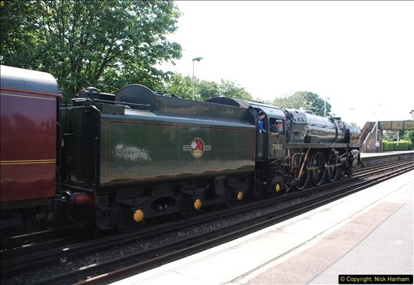 2013-08-21 Oliver Cromwell @ Parkstone, Poole, Dorset.  (9)087