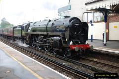2012-06-21 70013 @ Branksome, Poole, Dorset.  (4)010