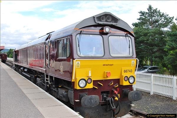 2017-08-24 The Royal Scotsman on the Strathspey Railway.  (10)209
